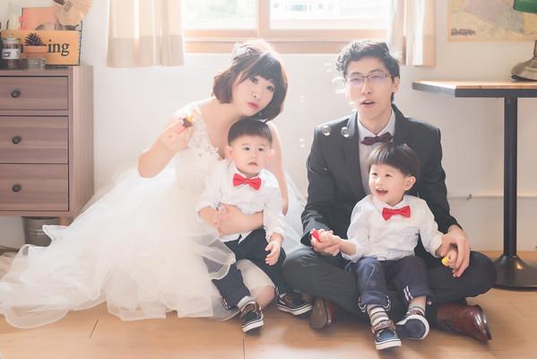 台北自助婚紗情侶寫真攝影工作室親子婚紗合照木童空間